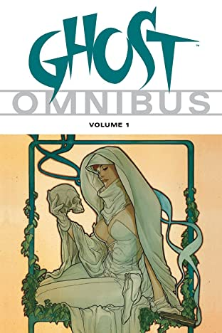Ghost Omnibus Tome 1