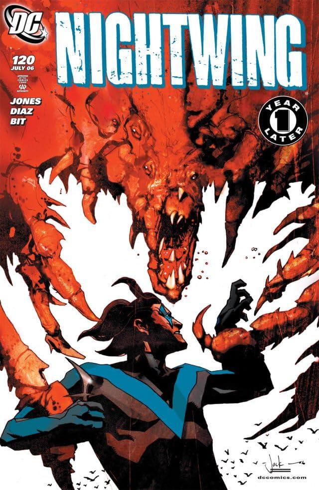Nightwing (1996-2009) #120