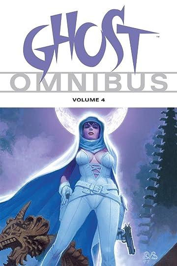 Ghost Omnibus Vol. 4