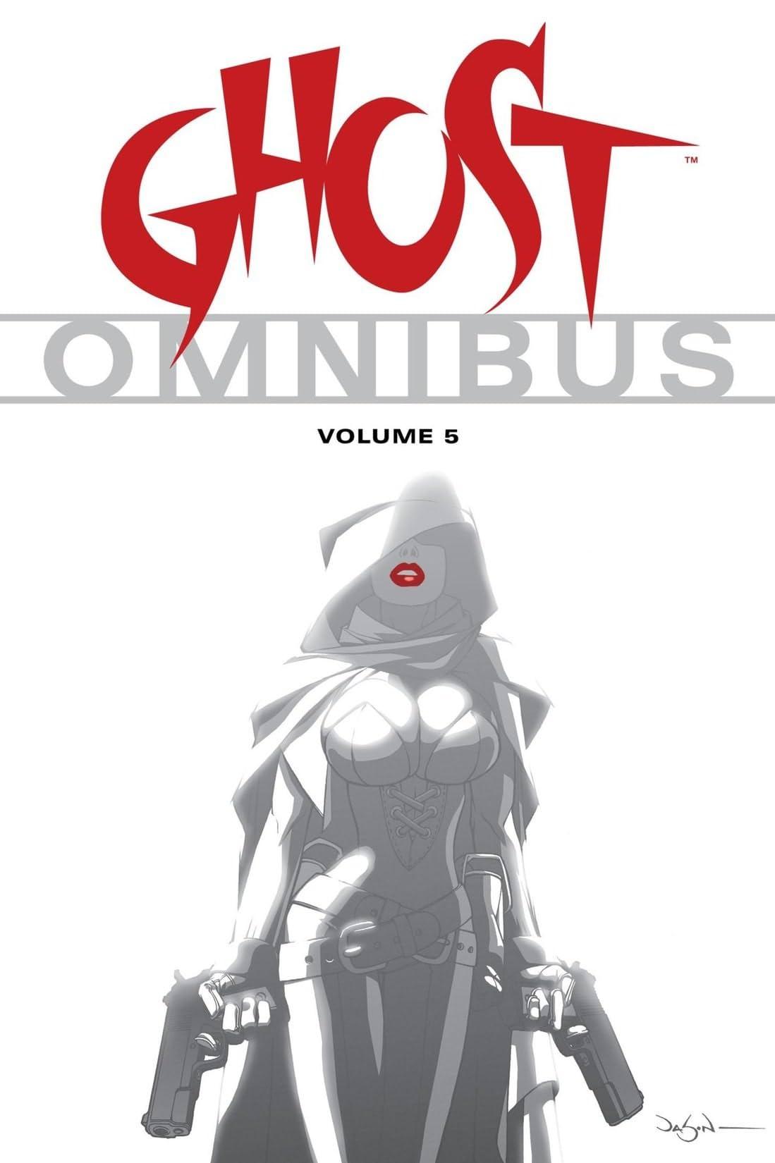 Ghost Omnibus Vol. 5