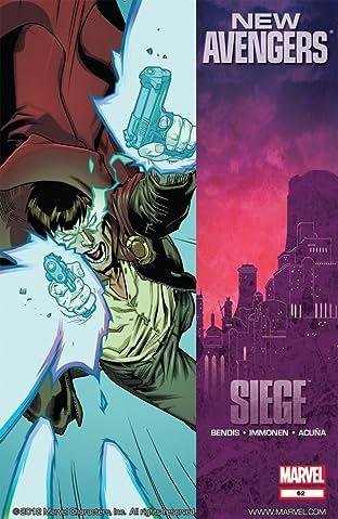 New Avengers (2004-2010) #62