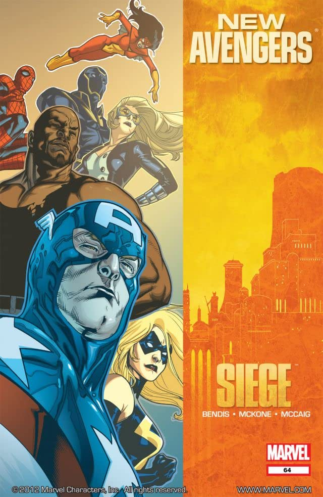 New Avengers (2004-2010) #64