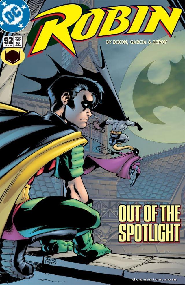 Robin (1993-2009) #92