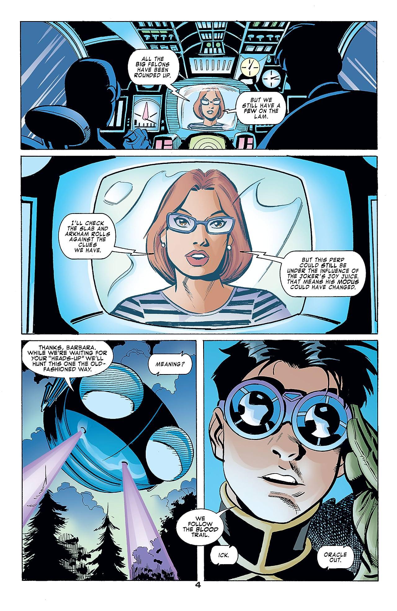 Robin (1993-2009) #96