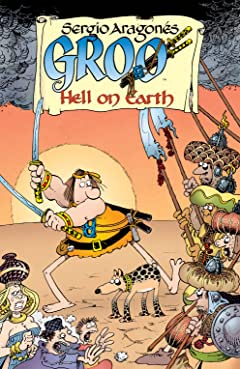 Groo: Hell on Earth