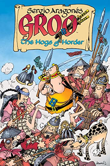 Groo: The Hogs of Horder