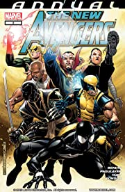 New Avengers (2004-2010) Annual #2
