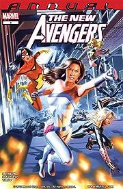 New Avengers (2004-2010) Annual #3