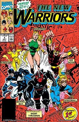 New Warriors (1990-1996) #1