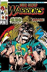 New Warriors (1990-1996) #3