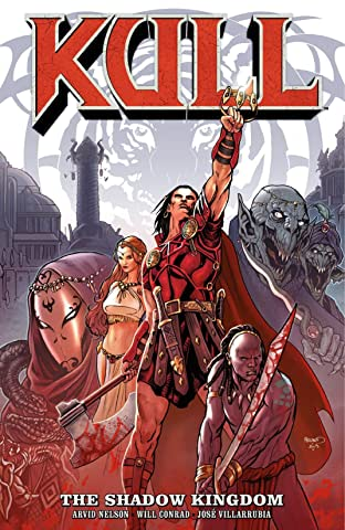 Kull Vol. 1: The Shadow Kingdom