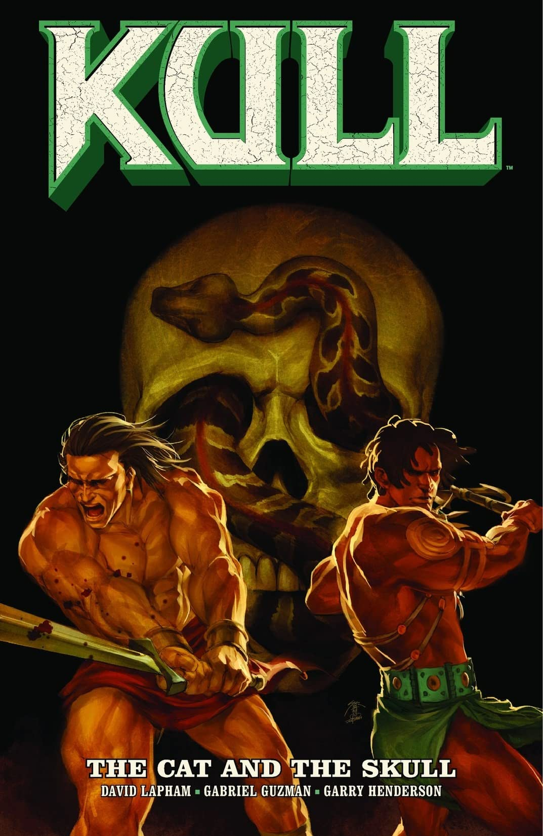 Kull Vol. 3: The Cat and the Skull