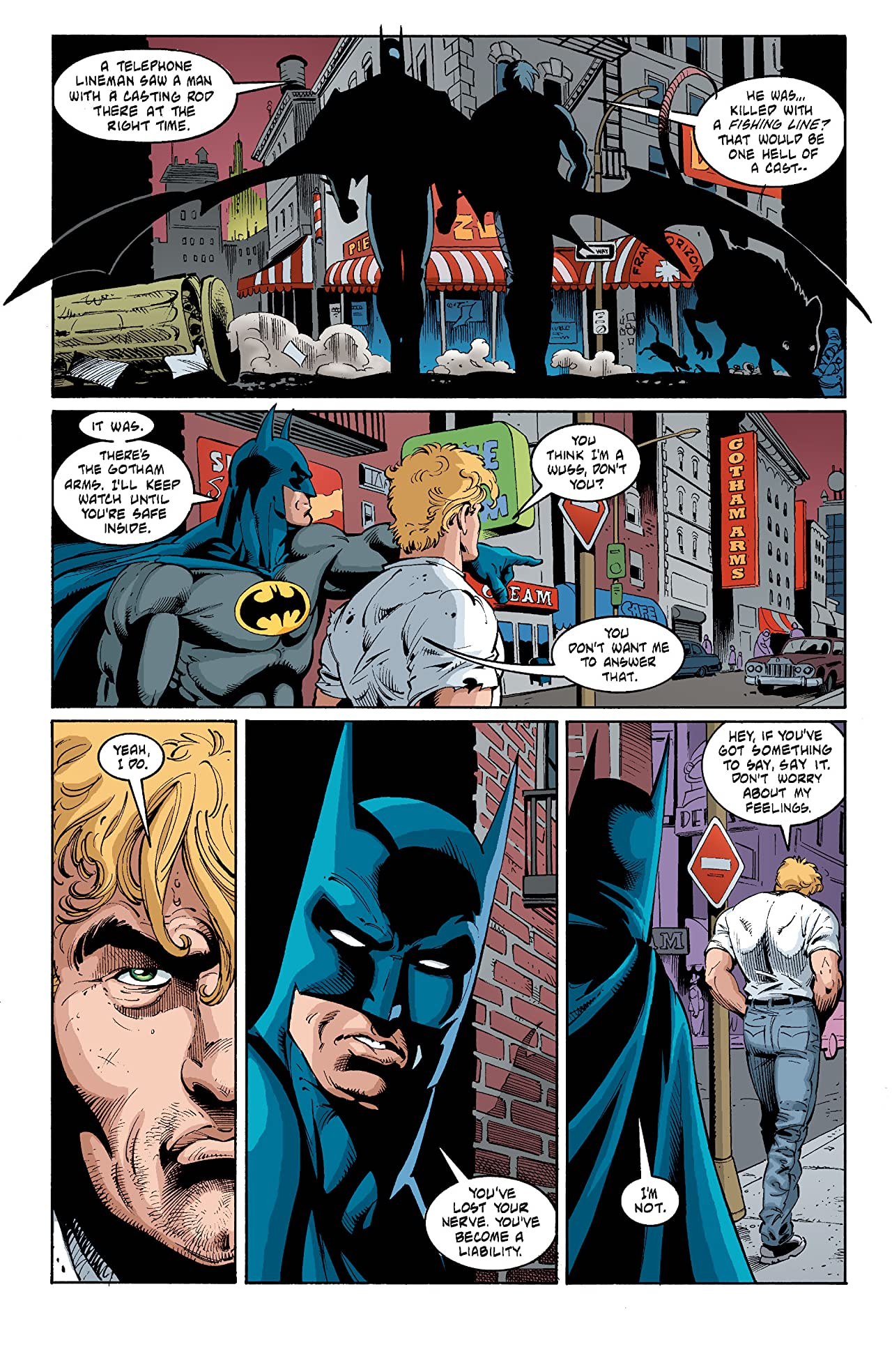 Batman: Legends of the Dark Knight #130