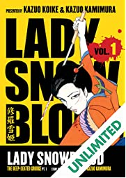 Lady Snowblood Vol. 1