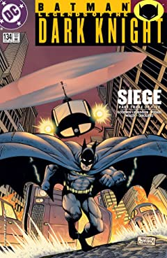 Batman: Legends of the Dark Knight #134