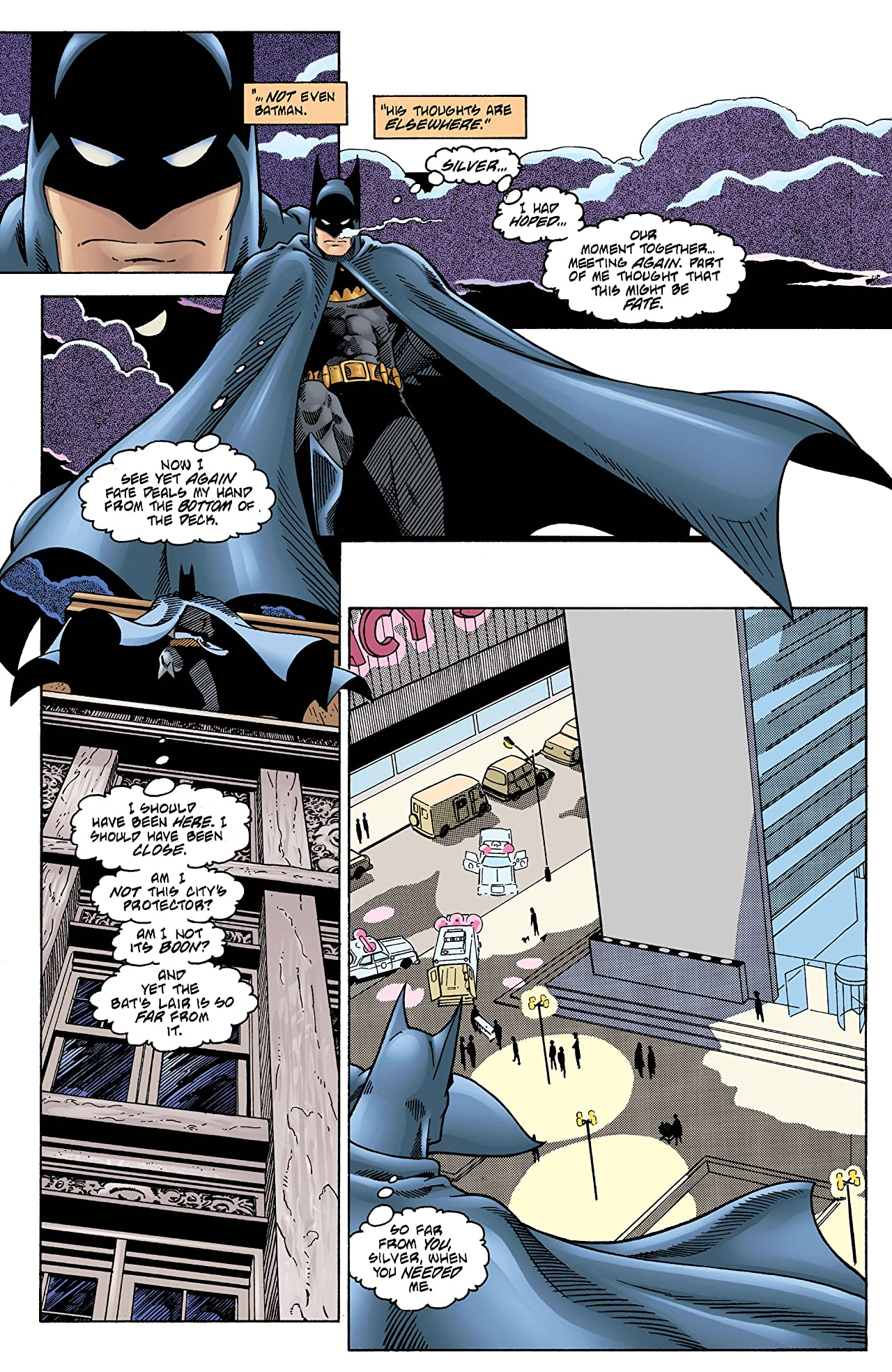 Batman: Legends of the Dark Knight #134