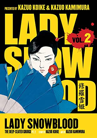 Lady Snowblood Vol. 2