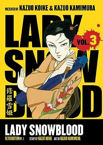 Lady Snowblood Vol. 3