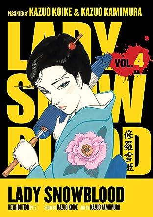 Lady Snowblood Vol. 4