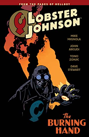 Lobster Johnson Tome 2: The Burning Hand