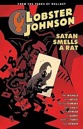 Lobster Johnson Vol. 3: Satan Smells a Rat