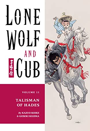 Lone Wolf and Cub Tome 11: Talisman of Hades