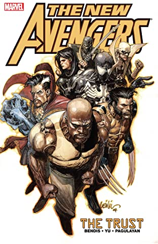 New Avengers Tome 7: The Trust