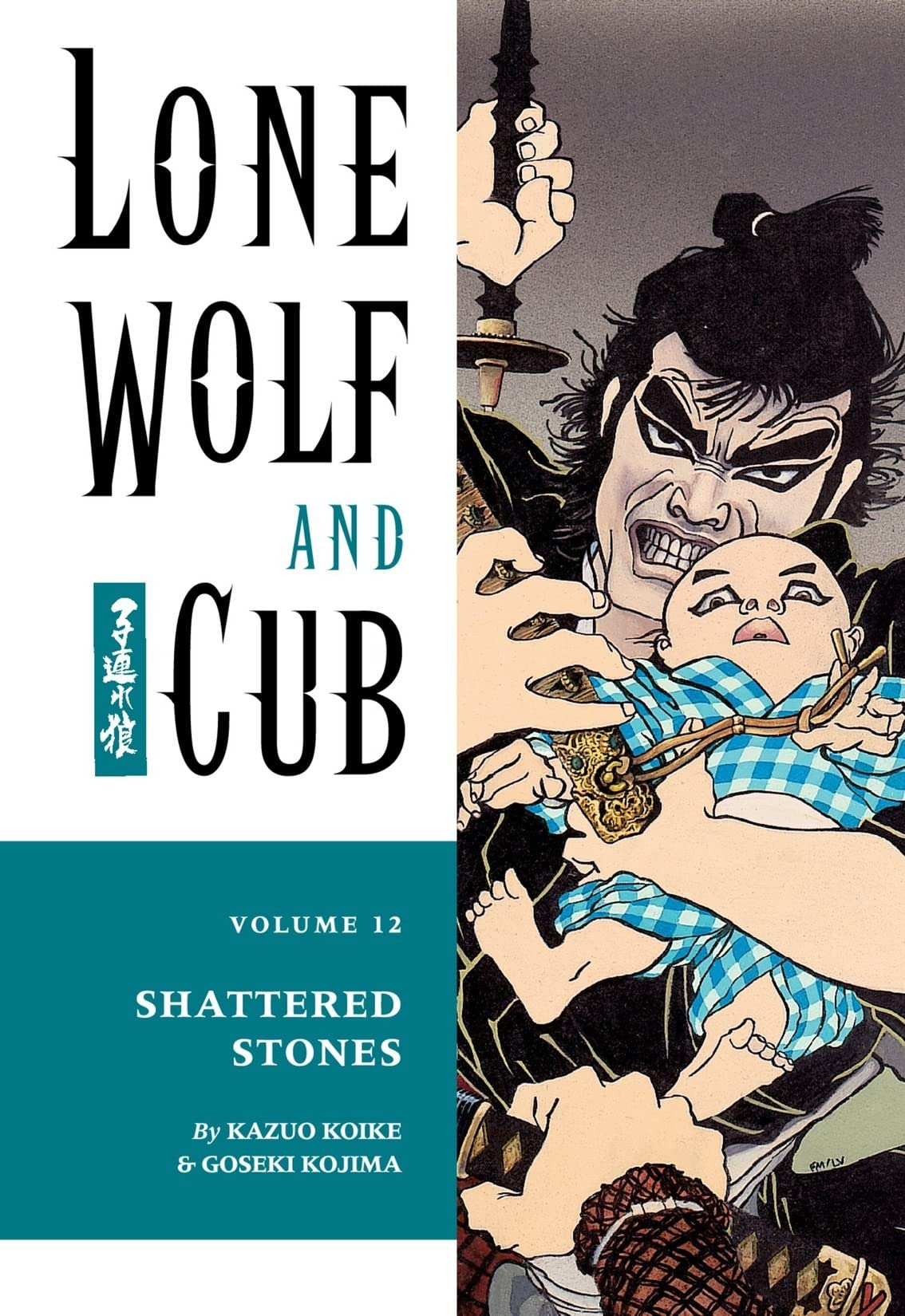 Lone Wolf and Cub Vol. 12: Shattered Stones