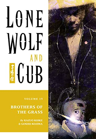 Lone Wolf and Cub Tome 15: Brothers of the Grass