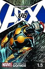 Avengers vs. X-Men #1: Infinite