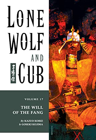 Lone Wolf and Cub Tome 17: The Will of the Fang
