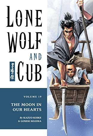 Lone Wolf and Cub Tome 19: The Moon in Our Hearts