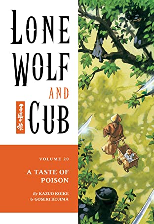 Lone Wolf and Cub Tome 20: A Taste of Poison