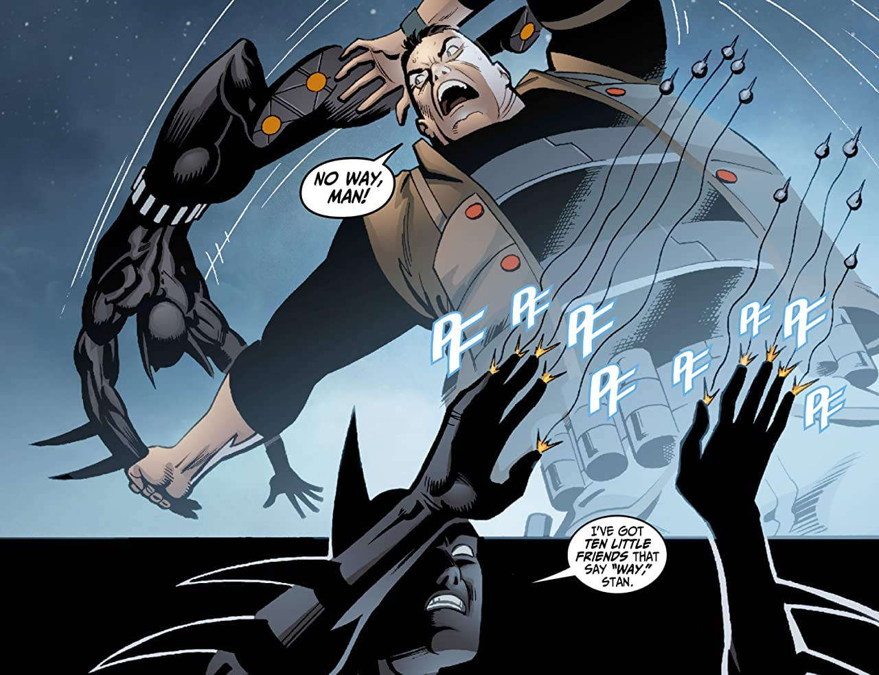 Batman Beyond (2012-2013) #5