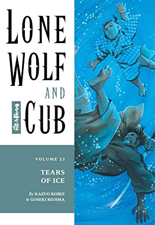 Lone Wolf and Cub Tome 23: Tears of Ice