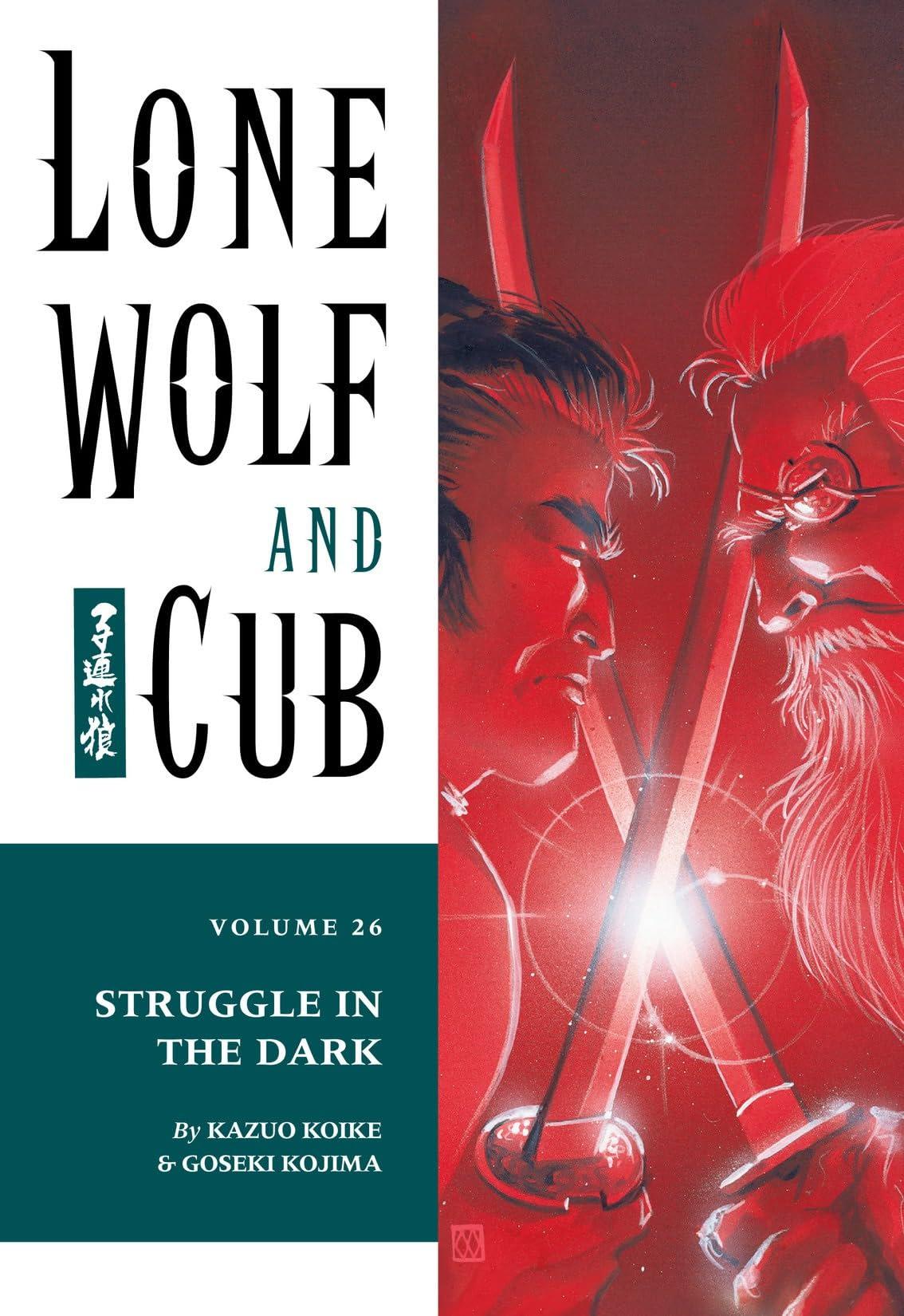 Lone Wolf and Cub Vol. 26: Struggle in the Dark