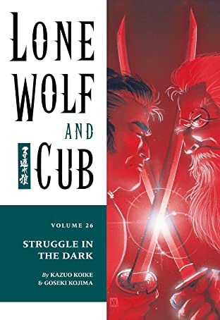 Lone Wolf and Cub Tome 26: Struggle in the Dark