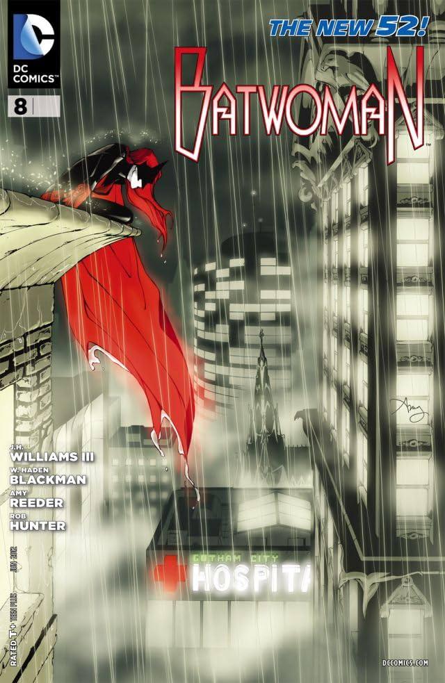 Batwoman (2011-2015) #8