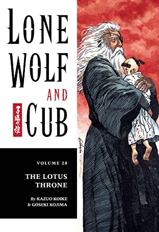 Lone Wolf and Cub Tome 28: The Lotus Throne