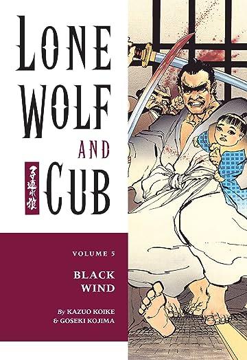 Lone Wolf and Cub Vol. 5: Black Wind