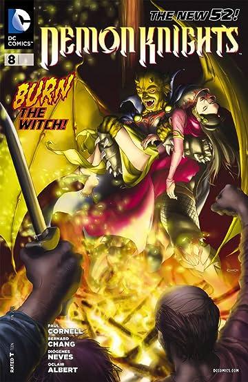 Demon Knights (2011-2013) #8
