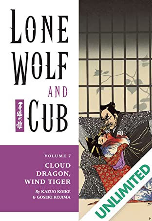 Lone Wolf and Cub Vol. 7: Cloud Dragon, Wind Tiger