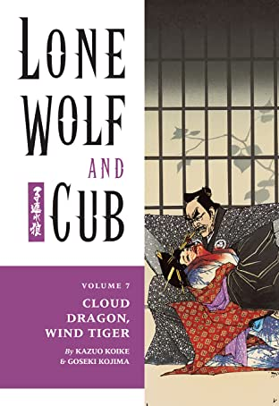 Lone Wolf and Cub Tome 7: Cloud Dragon, Wind Tiger
