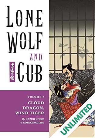 Lone Wolf and Cub Vol. 7: Cloud Dragon, Wind Tiger