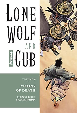 Lone Wolf and Cub Tome 8: Chains of Death