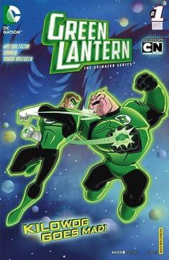 Green Lantern: The Animated Series #1
