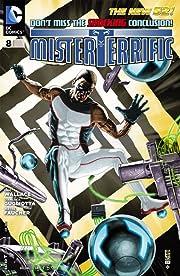 Mister Terrific (2011-2012) #8