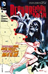 Resurrection Man (2011-2012) #8