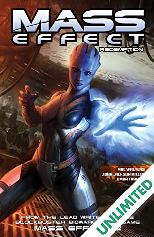 Mass Effect Vol. 1: Redemption