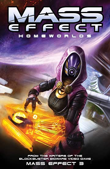 Mass Effect Vol. 4: Homeworlds